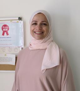 Inas El Kazzaz, MBA